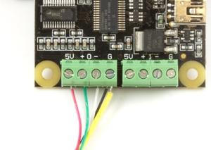 Phidget Bridge Connection