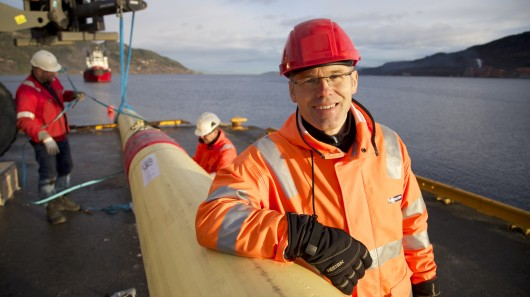 Making Undersea Pipelines Safer with Sensors