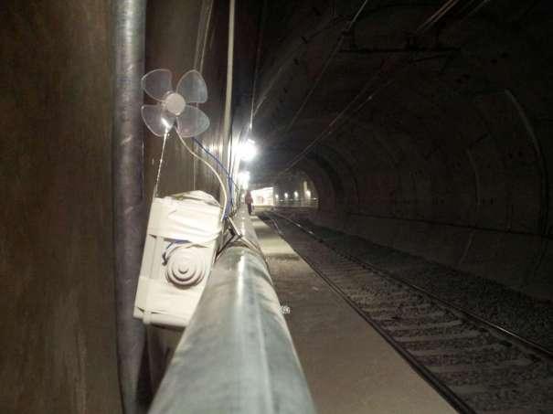 Sensors move Underground